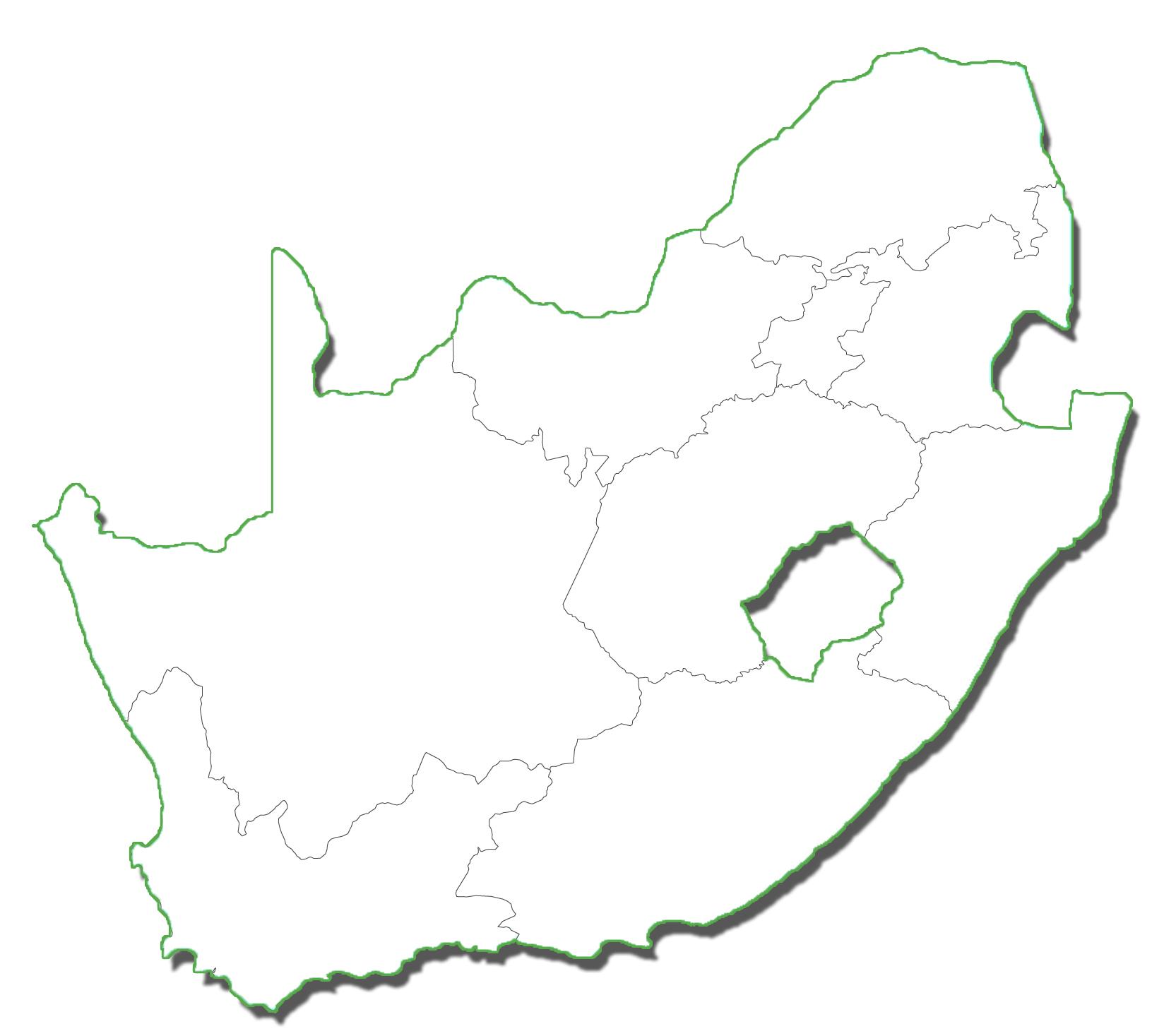 Humerfert distribution map