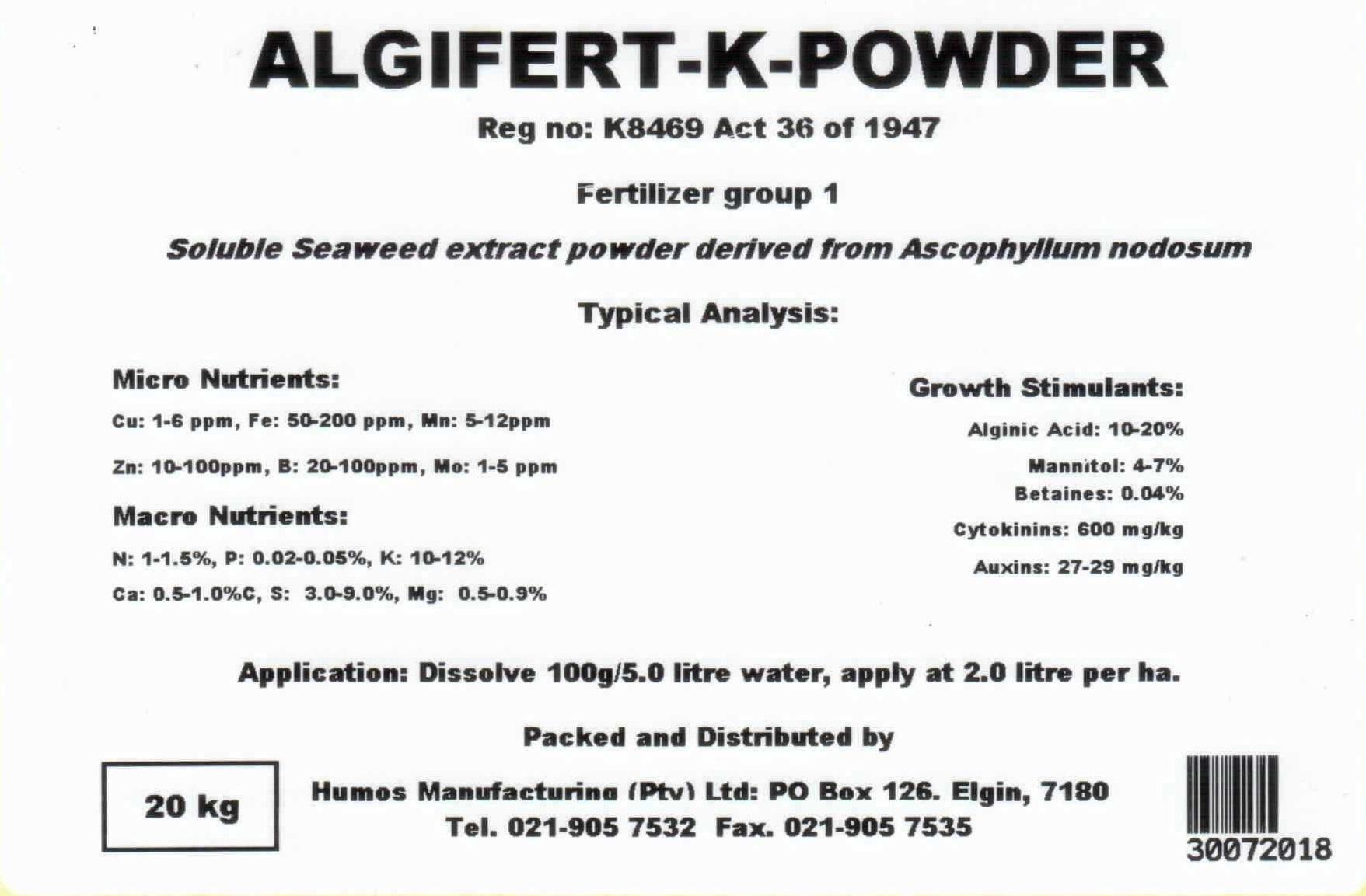 Algifert-k